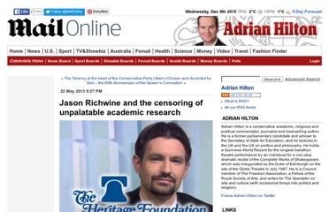 http://hiltonblog.dailymail.co.uk/2013/05/jason-richwine-and-the-censoring-of-unpalatable-academic-research.html