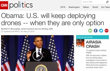 http://www.cnn.com/2013/05/23/politics/obama-terror-speech