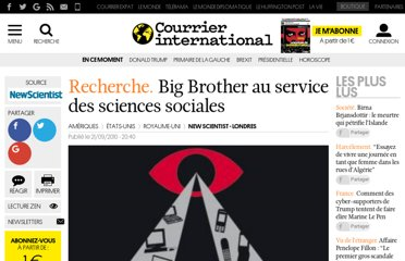 http://www.courrierinternational.com/article/2010/09/09/big-brother-au-service-des-sciences-sociales