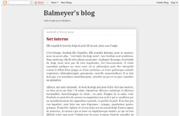 http://balmeyer.blogspot.com/2009/02/net-interne.html
