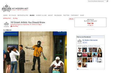 http://www.mymodernmet.com/profiles/blogs/10-street-artists-you-should
