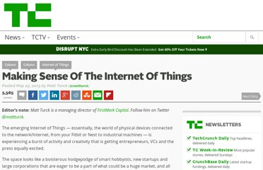 http://techcrunch.com/2013/05/25/making-sense-of-the-internet-of-things/