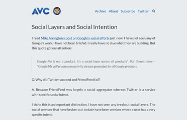 http://www.avc.com/a_vc/2010/09/social-layers-and-social-intention.html