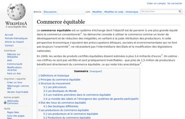 http://fr.wikipedia.org/wiki/Commerce_%C3%A9quitable