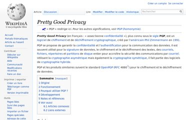 http://fr.wikipedia.org/wiki/Pretty_Good_Privacy