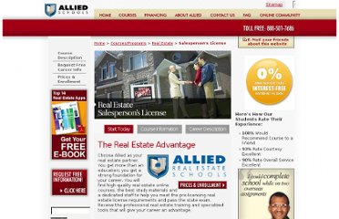 http://www.alliedschools.com/re_salesperson_license.shtml