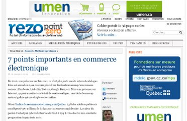 http://www.rezopointzero.com/2010/06/15/7-points-importants-commerce-electronique/