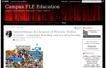 http://flecampus.ning.com/profiles/blogs/apprentissage-des-langues-et