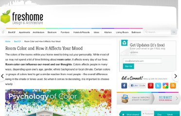 http://freshome.com/2007/04/17/room-color-and-how-it-affects-your-mood/