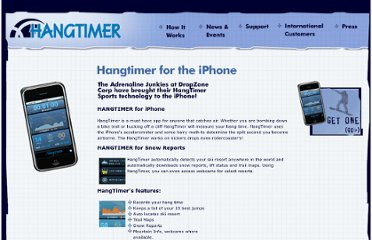 http://hangtimer.com/iphone/index.htm