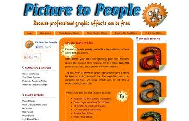Text Effect Generator Online