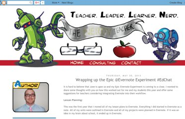 http://www.thenerdyteacher.com/2013/05/wrapping-up-epic-evernote-experiment.html