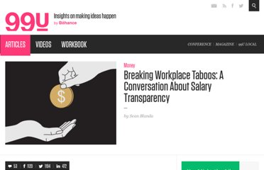 http://99u.com/articles/15527/the-age-of-salary-transparency