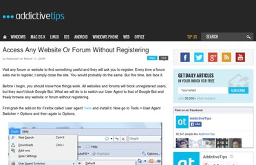 http://www.addictivetips.com/internet-tips/access-any-website-or-forum-without-registering/