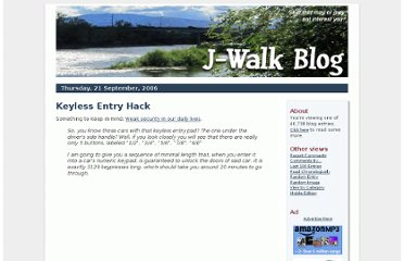 http://j-walkblog.com/index.php?/weblog/posts/keyless_entry_hack/