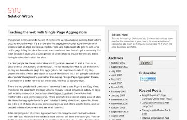 http://www.solutionwatch.com/501/tracking-the-web-with-single-page-aggregators/
