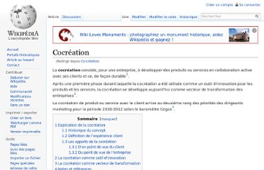 http://fr.wikipedia.org/wiki/Co-cr%C3%A9ation