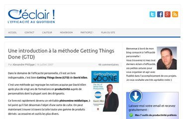 http://ceclair.fr/une-introduction-a-la-methode-getting-things-done-gtd