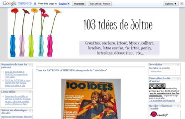 http://joline.over-blog.com/pages/Tous_les_PATRONS_et_TRICOTS_intemporels_de_100_idees-854170.html