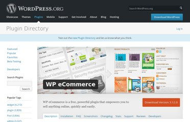 http://wordpress.org/extend/plugins/wp-e-commerce/