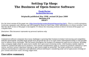http://hecker.org/writings/setting-up-shop