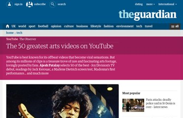 http://www.guardian.co.uk/technology/2008/aug/31/youtube.jazz