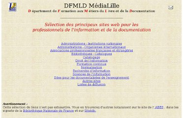 http://medialille.formation.univ-lille3.fr/documents/sites/sites.htm