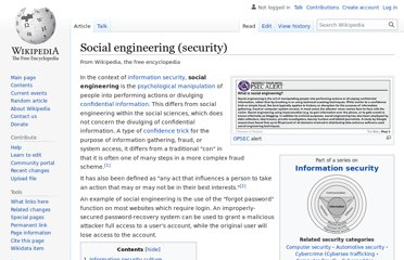 https://en.wikipedia.org/wiki/Social_engineering_(security)