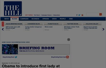 http://thehill.com/blogs/blog-briefing-room/news/119637-obama-to-introduce-flotus-at-clinton-global-initiative-meeting