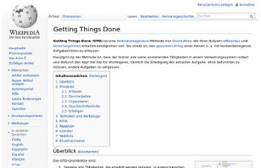 http://de.wikipedia.org/wiki/Getting_Things_Done