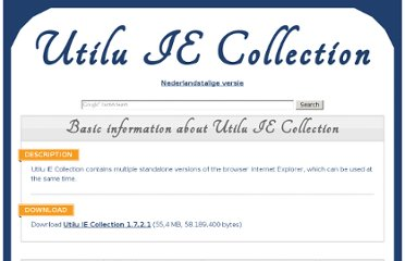 http://utilu.com/IECollection/