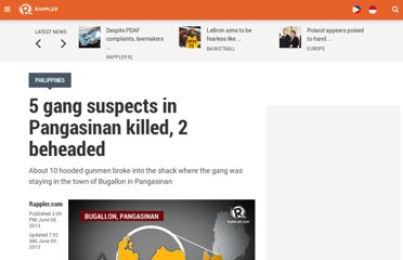 http://www.rappler.com/nation/30899-5-gang-suspects-in-pangasinan-killed,-2-beheaded
