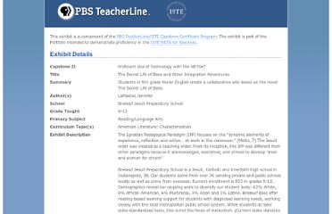 http://www.pbs.org/teacherline/capstones/exhibit/share/4ab09a25a6404d86aa3a72c32244ef20/