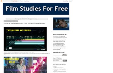 http://filmstudiesforfree.blogspot.com/search/label/Video%20Essays