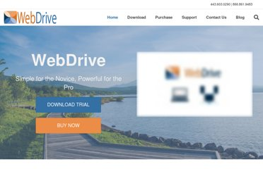 http://www.webdrive.com/products/webdrive/index.html