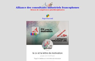 http://www.acifr.org/ressources/lettre_de_motivation_cv.html