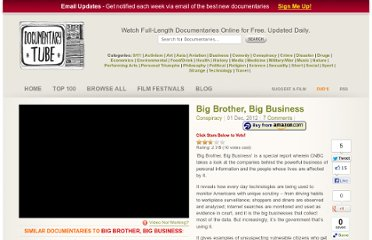 http://www.documentarytube.com/big-brother-big-business