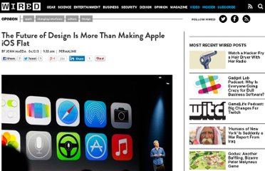 http://www.wired.com/opinion/2013/06/the-future-of-design-is-more-than-making-apple-ios-flat/