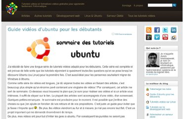 http://www.tutoriels-video.fr/guide-videos-dubuntu-pour-les-debutants/
