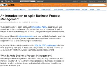 http://www.cmswire.com/cms/information-management/an-introduction-to-agile-business-process-management-008610.php