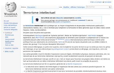http://fr.wikipedia.org/wiki/Terrorisme_intellectuel
