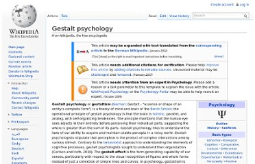 http://en.wikipedia.org/wiki/Gestalt_psychology