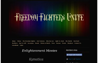 http://freedomfightersunite.webs.com/moviestowatch.htm