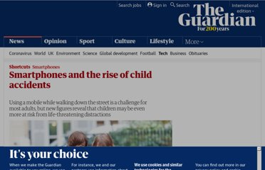 http://www.guardian.co.uk/technology/shortcuts/2013/jun/18/smartphones-and-rise-of-child-accidents