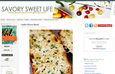 http://savorysweetlife.com/2010/05/garlic-cheese-bread/