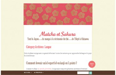 http://matcha-et-sakura.com/category/langue/
