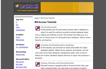 http://www.brainbell.com/tutorials/ms-office/Access_2003/