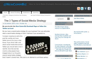 http://www.newcommbiz.com/the-3-types-of-social-media-strategy/