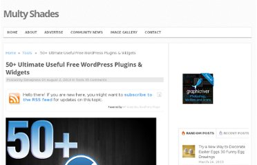 http://www.multyshades.com/2010/08/50-ultimate-useful-free-wordpress-plugins-widgets/