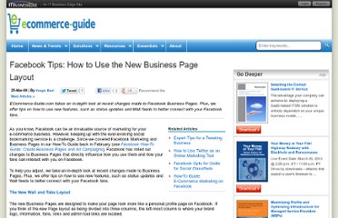 http://www.ecommerce-guide.com/article.php/3812101/Facebook-Tips-How-to-Use-the-New-Business-Page-Layout.htm